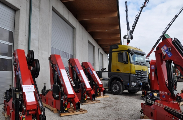 Tag der offenen Tür bei Metall-Hydraulik-Maschinen GmbH